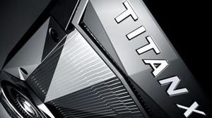 La espectacular Titan X de Nvidia está ya disponible por 1.310 euros