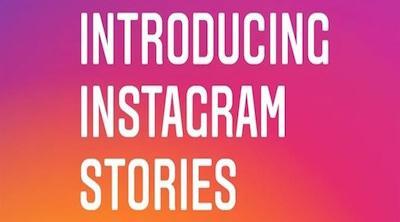 Instagram copia a Snapchat con su nueva herramienta Stories