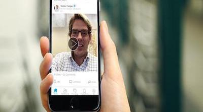 LinkedIn permitirá publicar vídeos a sus usuarios más populares