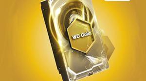 Western Digital presenta su rompedor disco duro WD Gold de 10 TB
