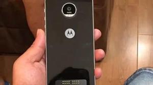 El Motorola Moto Z Play se filtra con imágenes reales muy prometedoras