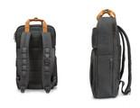 Esta mochila tiene una batería incorporada para cargar nuestros dispositivos