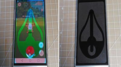Con este protector de pantalla nunca fallarás los lanzamientos en Pokémon Go