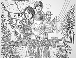 De un boceto en el iPad Pro al póster de 'Stranger Things'