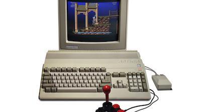 Podemos jugar a juegos de Amiga directamente desde nuestro navegador