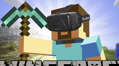 Minecraft llegará a Oculus Rift la próxima semana