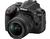 Nueva Nikon D3400 con conectividad inalámbrica