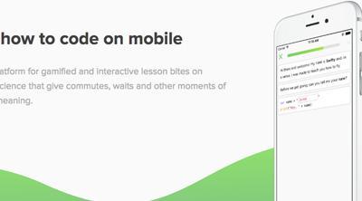 Mimo es la app que te permitirá programar en iPhone