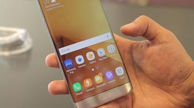 Samsung Galaxy Note 7 frente al iPhone 6s, ¿cuál es más rápido? Veloz comparativa