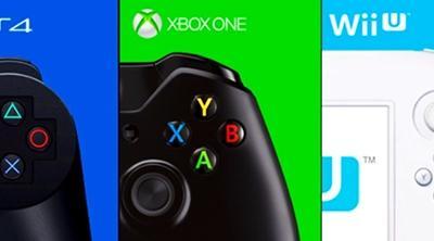 PS4 vs Xbox One vs Wii U - Comparativa de ventas en Europa hasta julio 2016