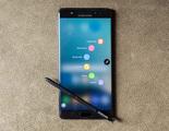 El lápiz de los nuevos Samsung Note 7 se puede atascar si presionas mucho