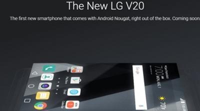 Ya conocemos el primer Android 7.0 Nougat que no será Nexus: el LG V20
