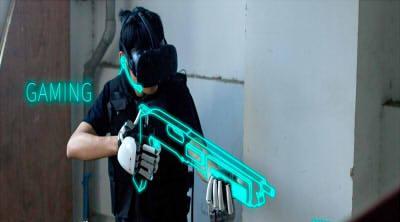 Un guante que podría hacerte sentir las formas de la realidad virtual