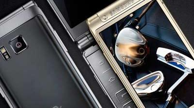 Samsung prepararía el desembarco de un nuevo móvil con tapa en el mercado asiático