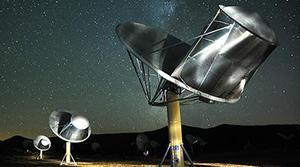 Detectan una señal de radio desde un planeta a 95 años luz de la Tierra
