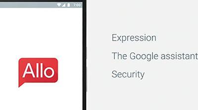Allo ya aparece en el apartado de nuevas aplicaciones de Google Play