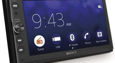 La música en tu coche de la mejor manera gracias a Sony