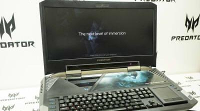 Predator 21X: La apuesta de Acer por el gaming