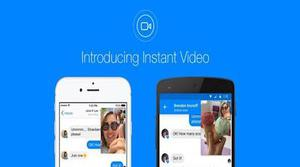 Facebook lanza Instant Video para Messenger
