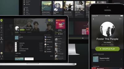 Spotify alcanza los 40 millones de usuarios de pago