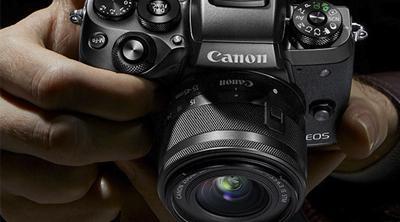 Canon lo intenta de nuevo en las mirrorless con la EOS M5