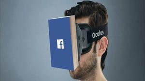 La última actualización del Oculus Rift incluye Facebook