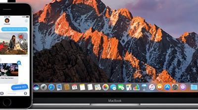 Ya está disponible MacOS Sierra
