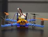 ¡Móntate tu propio drone con piezas de LEGO!