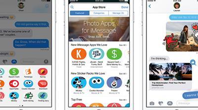 Apple pretende hacer de iMessage una aplicación imprescindible