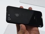 El lado oculto del iPhone 7 negro brillante