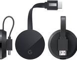 Surgen filtraciones de un posible Chromecast compatible con 4K