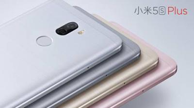 Xiaomi lanza dos nuevos móviles como respuesta al iPhone 7