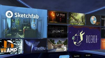 Nueva tienda dedicada a la Realidad Virtual del HTC Vive