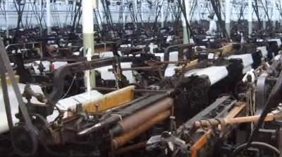 Cierra el último telar a vapor que quedaba en activo en el mundo