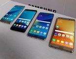 Los nuevos Samsung Galaxy Note 7 siguen dando problemas de temperatura