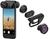 Nuevas lentes Olloclip para iPhone 7 y iPhone 7 Plus