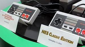 La NES Classis Mini se agota a los poco minutos en las tiendas
