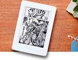 Amazon Japón lanza un nuevo Kindle para los lectores de manga