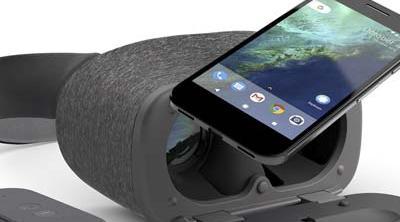 Google abre las reservas para sus gafas RV Daydream