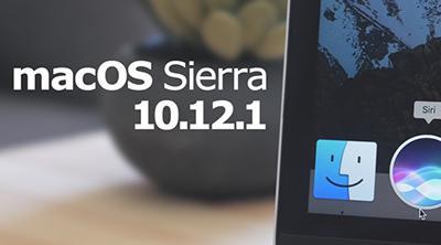 Los ordenadores de Apple se actualizan: macOS Sierra 10.12.1 ya es público