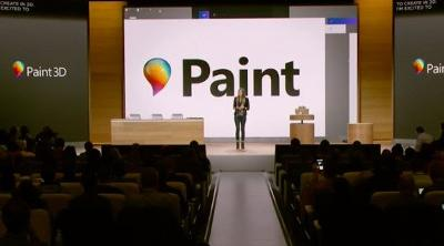 El nuevo Paint anunciado para Windows 10, Paint 3D