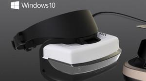 Los cascos VR de Windows 10 a partir de 299 dólares rompen el precio de PSVR y Oculus