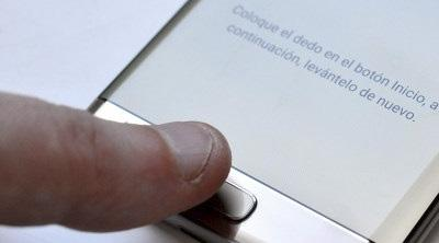 El futuro de los lectores de huellas dactilares, según Samsung
