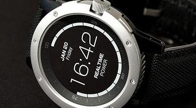 Este smartwatch no necesita cargarse ya que se carga con tu calor corporal