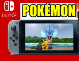 Nintendo Switch tendrá un juego totalmente dedicado a Pokémon