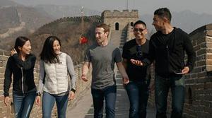 Facebook prepara una herramienta para censurar contenido y así poder volver a operar en China