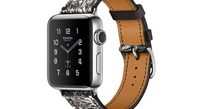 Una nueva correa de Hermés para el Apple Watch