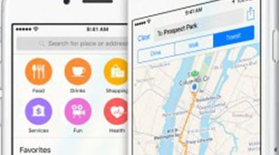 Apple quiere plantar cara a Google Maps usando drones
