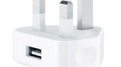 ¿Tienes un cargador de Apple falso? ¡Cuidado!