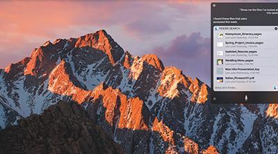 MacOS Sierra 10.12.2 ya está disponible de forma oficial